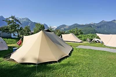 Panorama Camping Sonnenberg Hinteroferst 12, 6714 Nüziders, nr Bludenz, Vorarlberg, Austria