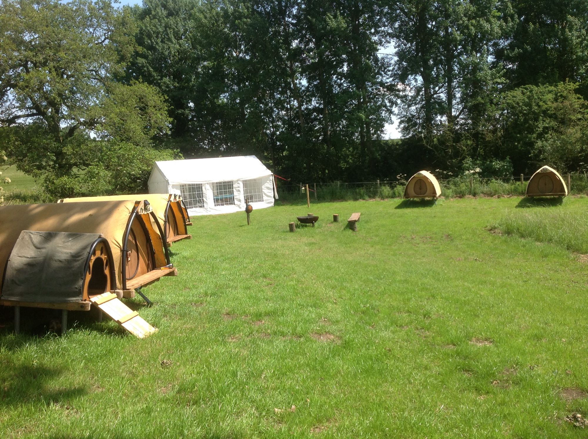 Cosy Cocoons & Campsites in the Cotswolds u2013 Recommended camping sites in the ...