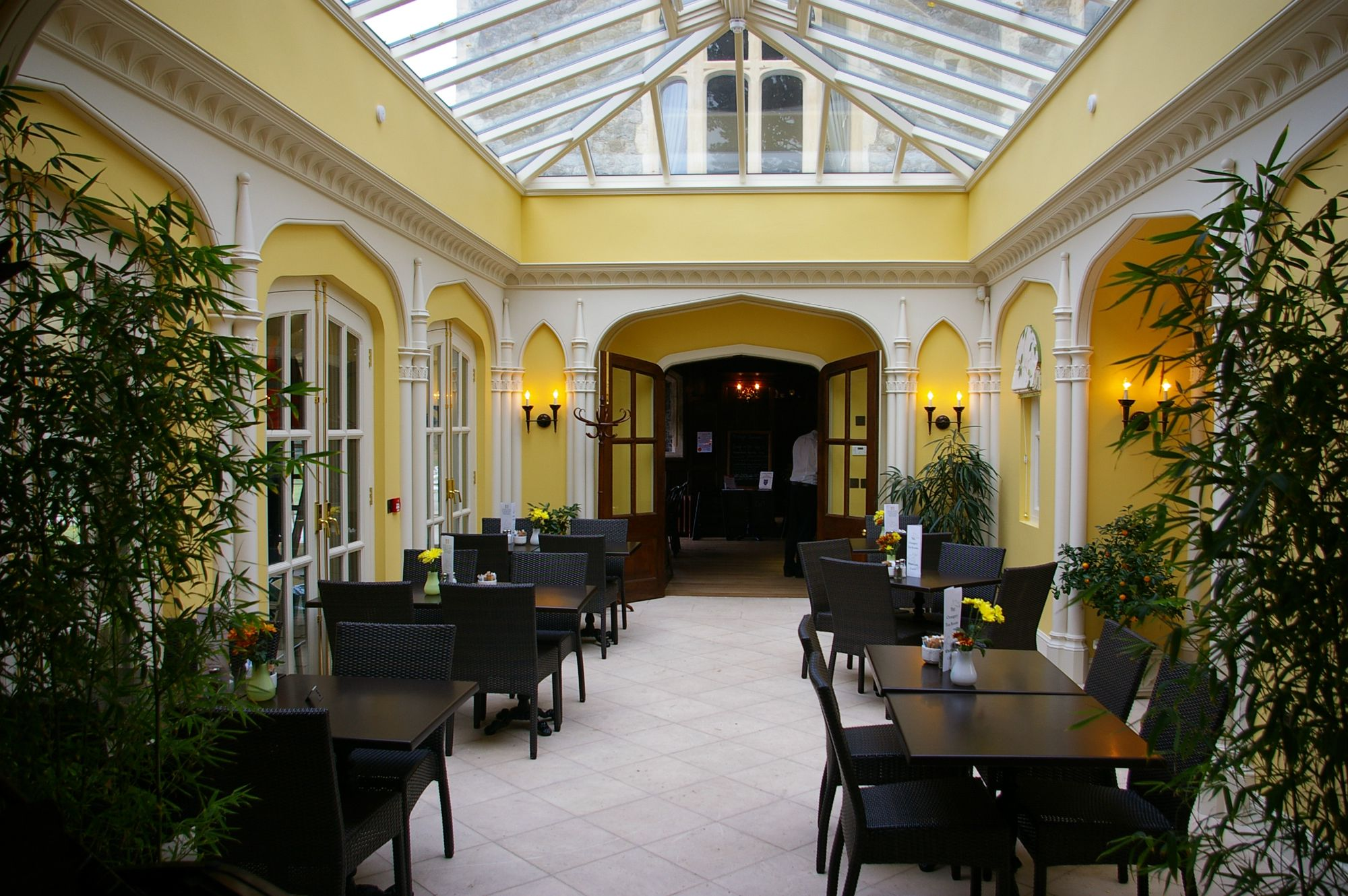 Orangery Tea Rooms