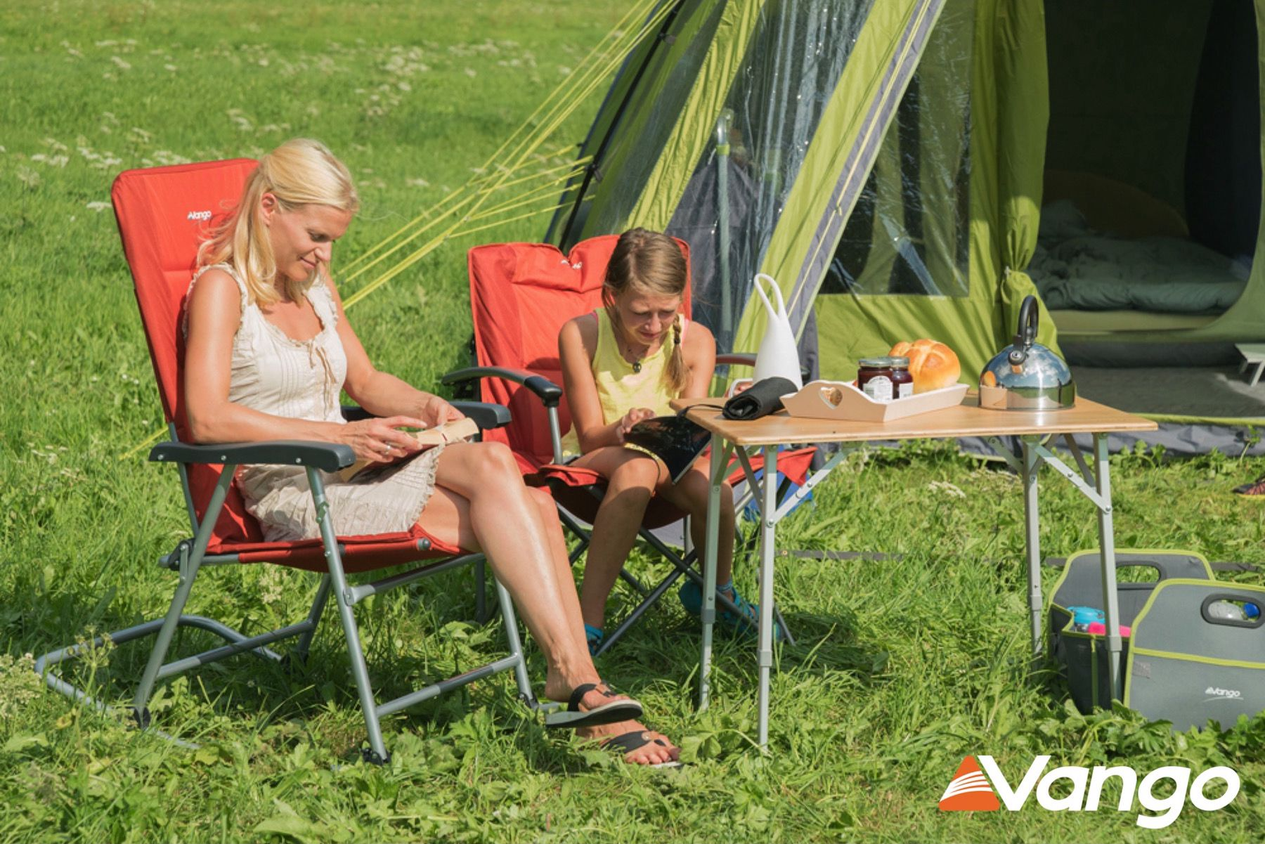 Leading camping brand Vango are providing a bumper prize this summer