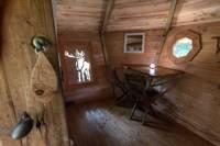 """""""Cerf"""" Deer Tree House"""