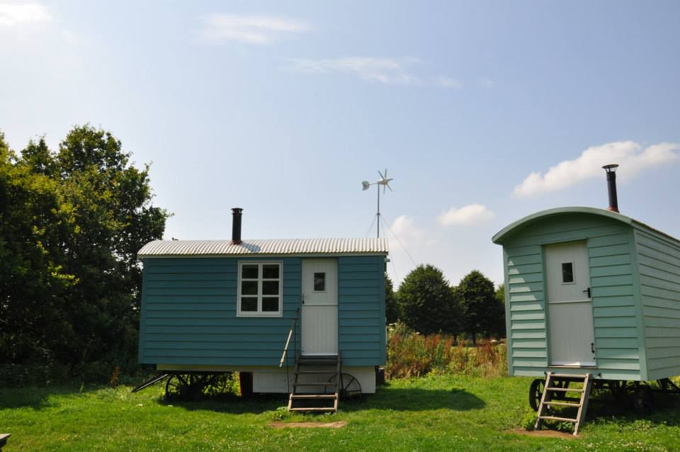 Campsites in East Sussex holidays at Glampingly