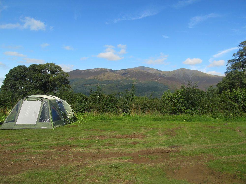 Campsites in Cumbria