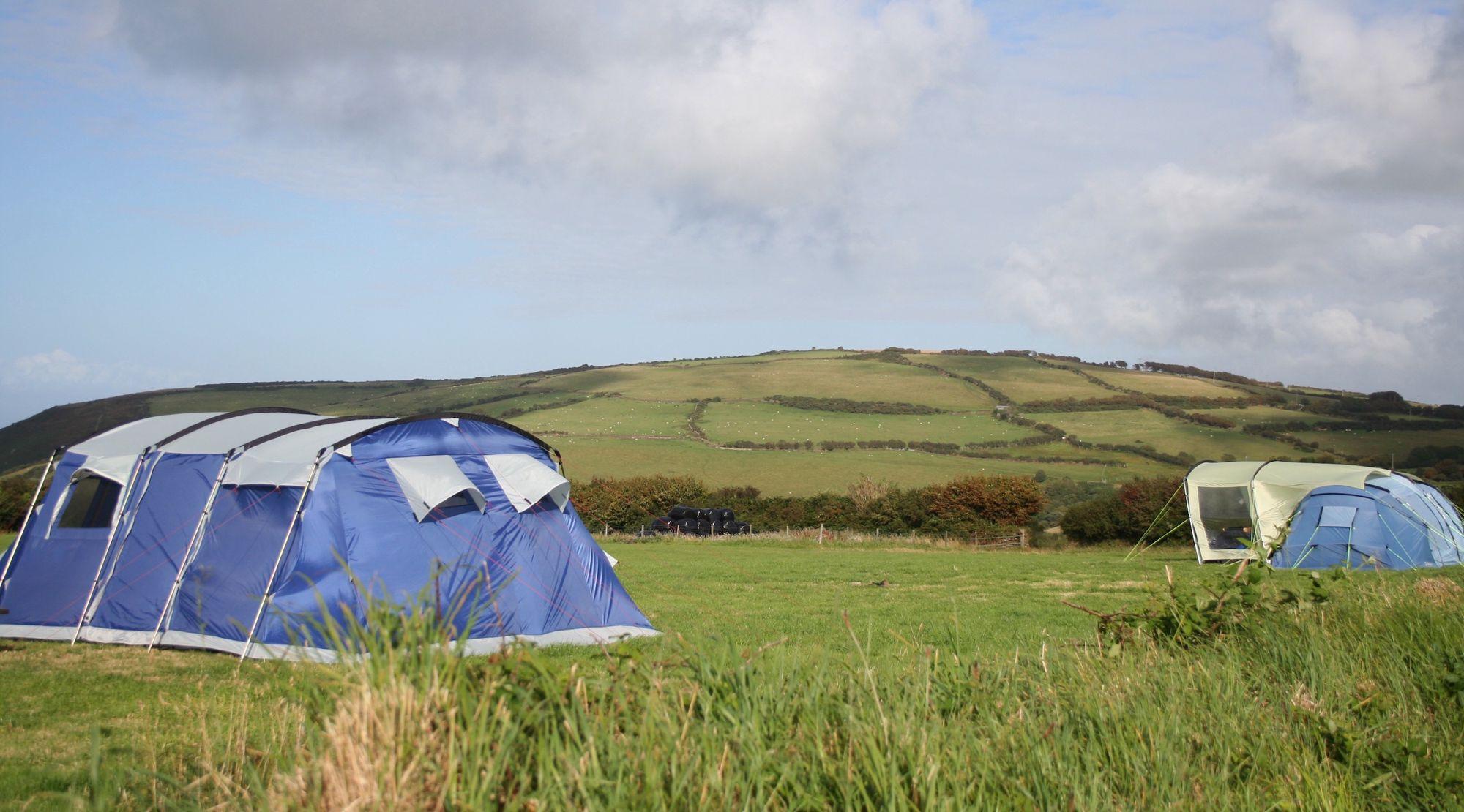 Campsites in Exmoor National Park