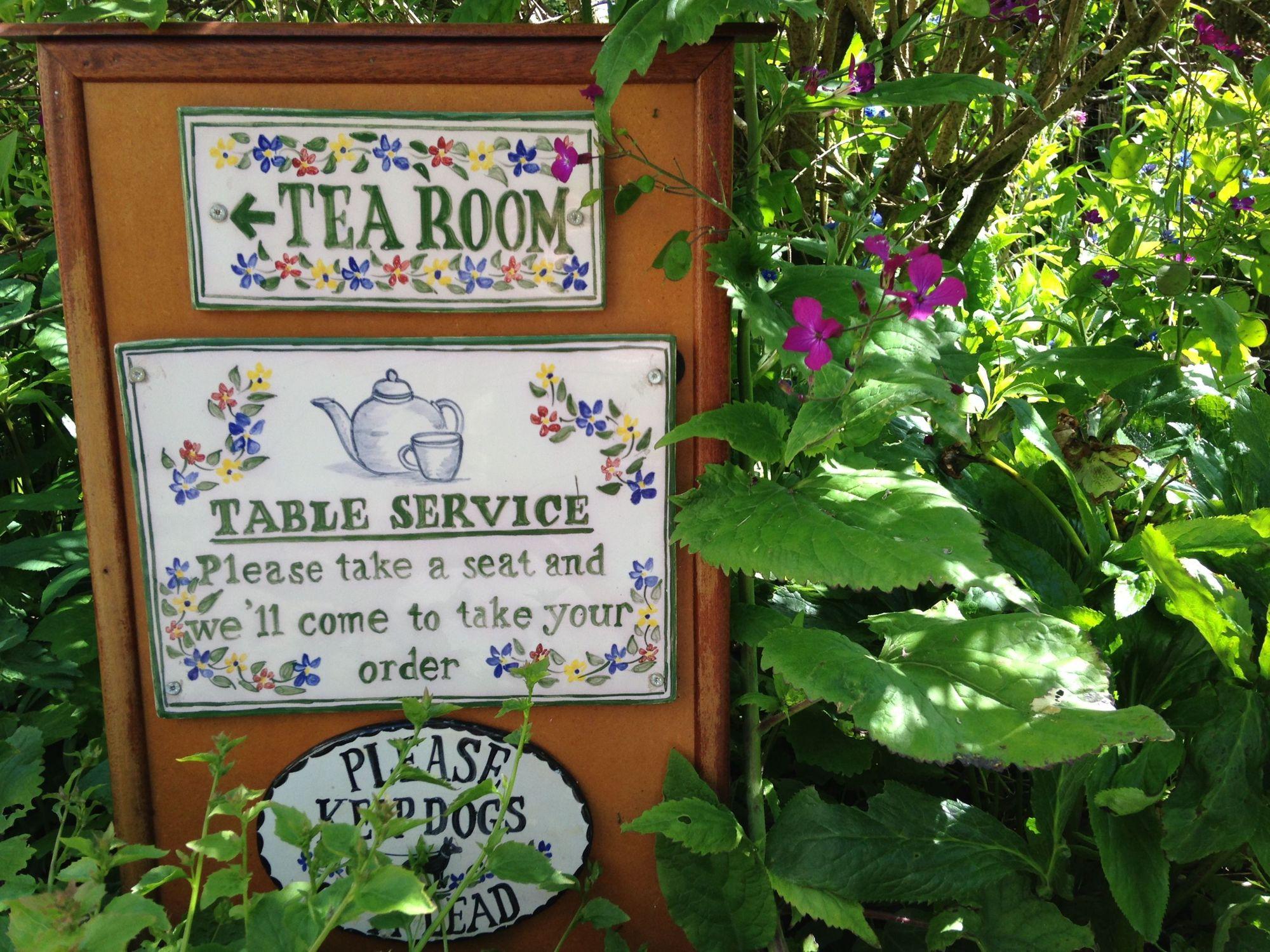 Cloughton Station Tea Room