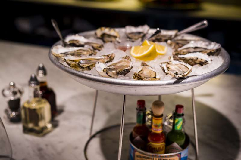 Where's the best place to eat oysters in the UK?