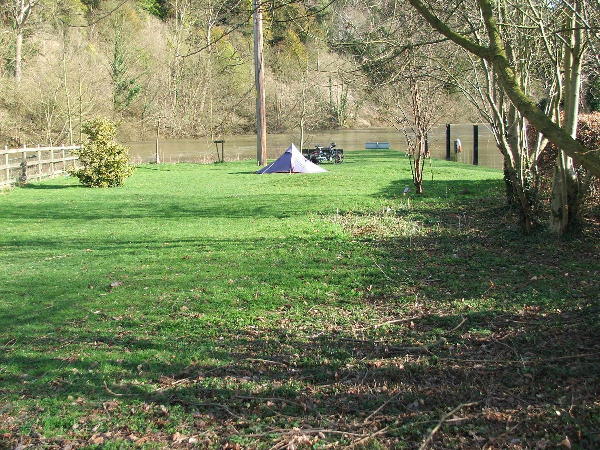 Campsites in Maidenhead holidays at Cool Camping
