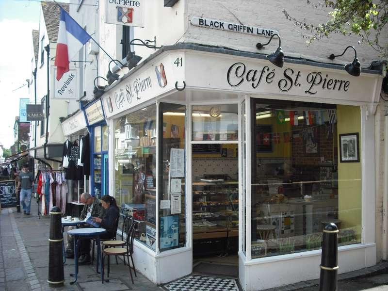 Café St Pierre