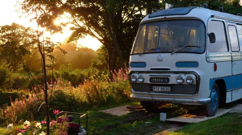 Majestic Bus Brilley, Hereford, Herefordshire HR3 6HW