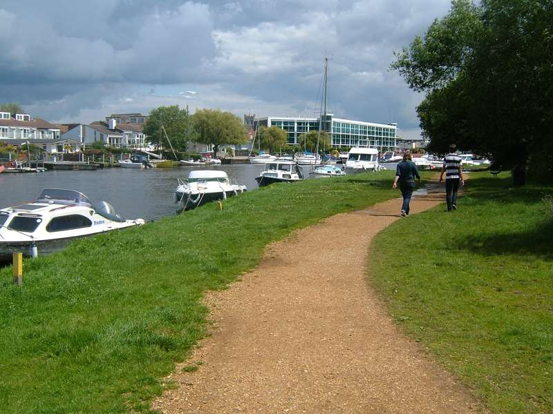 Stour River walk