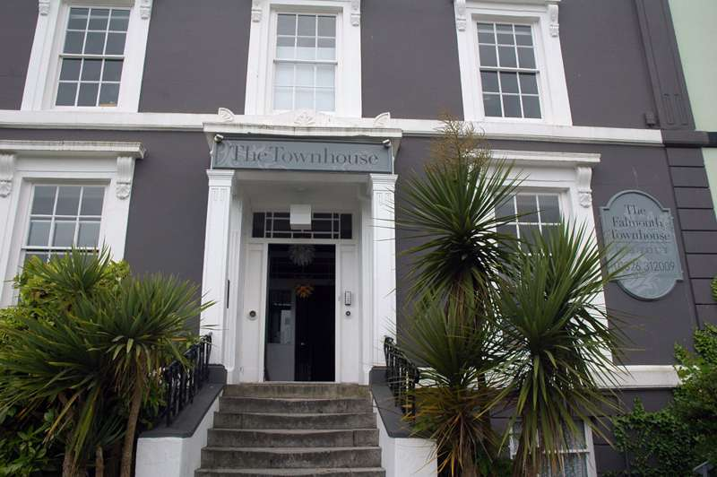 The Falmouth Townhouse Grove Place Falmouth TR11 4AL