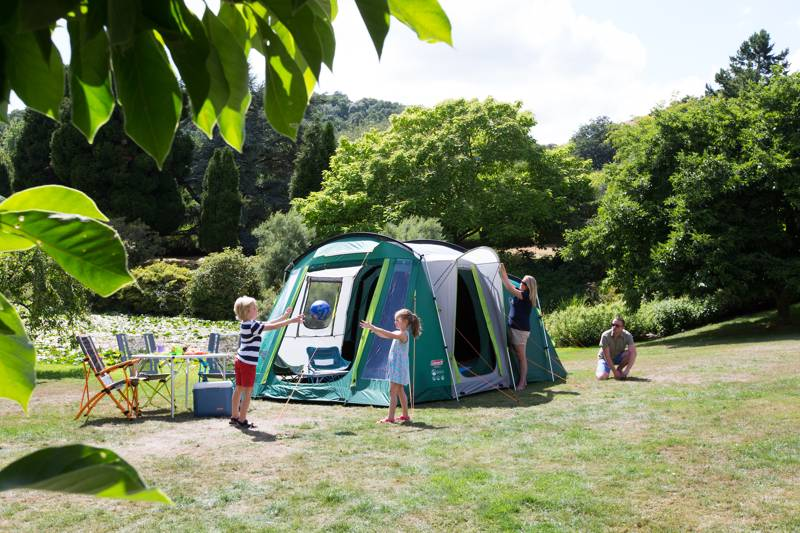 We're giving away a £500 family tent every single month