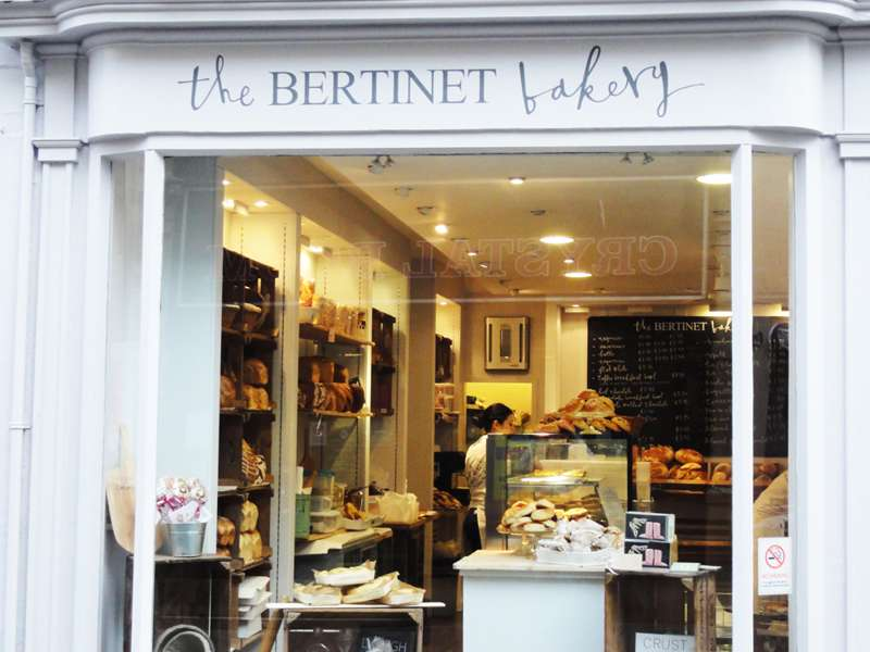 The Bertinet Bakery
