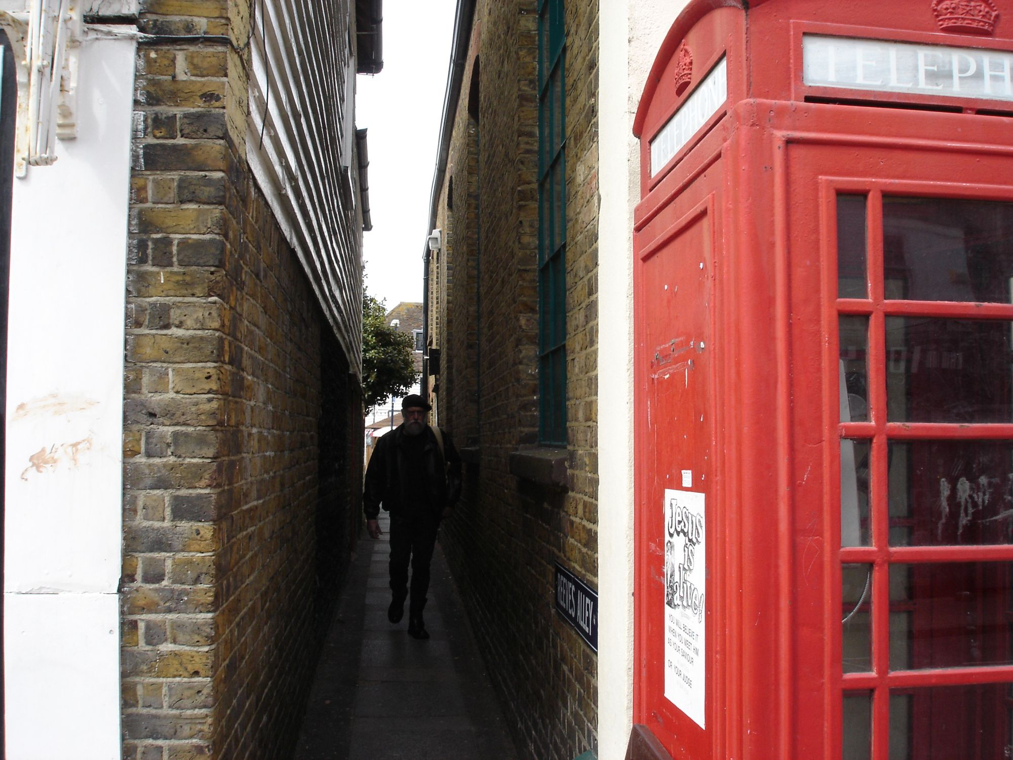 Whitstable's Alleys