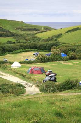 Porth Joke Campsite Treago Mill, Crantock, Newquay, Cornwall TR8 5QS