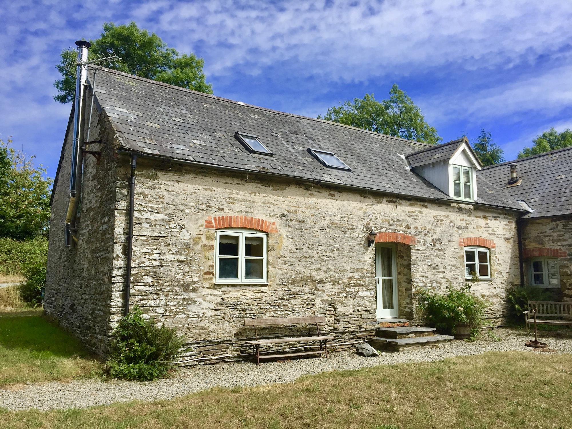 Self-Catering in Aberporth holidays at Cool Places