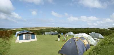 Bude Camping and Caravanning Club Gillards Moor, St Gennys, Bude, Cornwall EX23 0BG