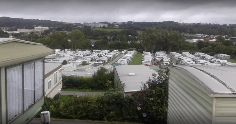 Aberystwyth Holiday Village Penparcau Road, Aberystwyth, Ceredigion, Wales, SY23 1TH, UK