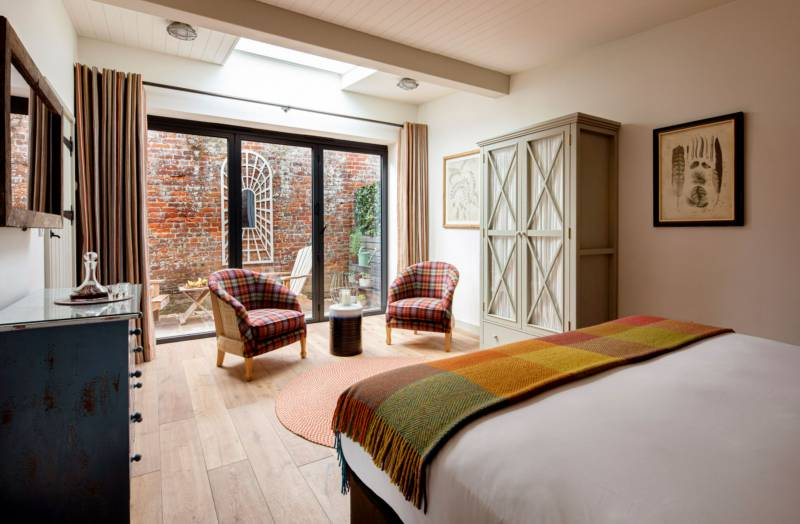 Win a Short Break at The Eastbury Hotel & Spa