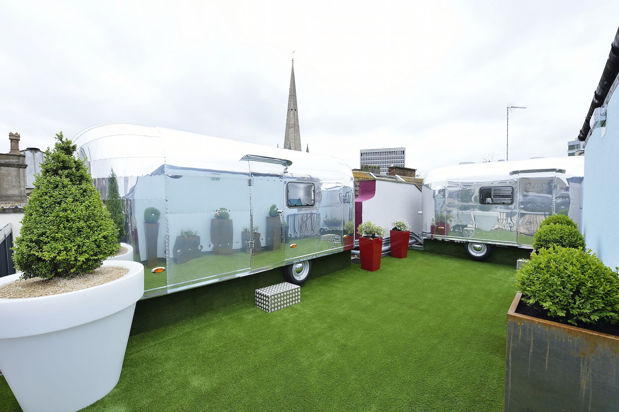 Glamping in Bristol holidays at Cool Places