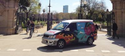 2-Seater Wicked Campervan