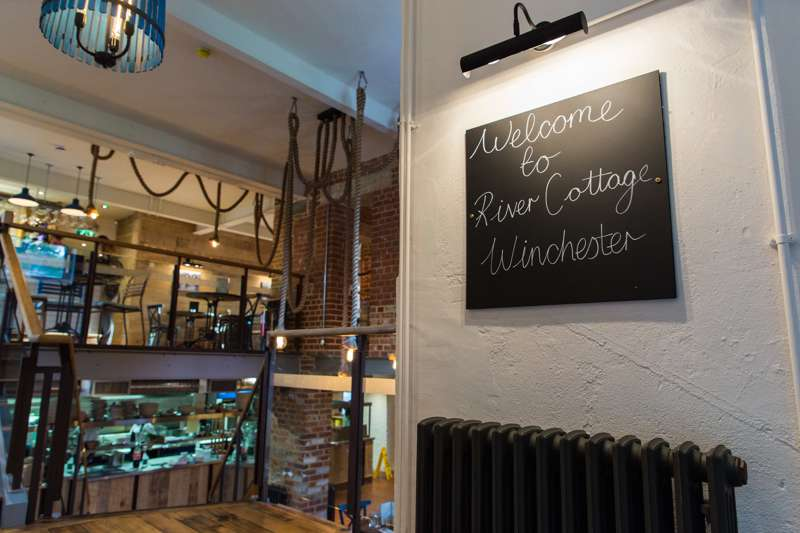 River Cottage Kitchen & Deli, Winchester