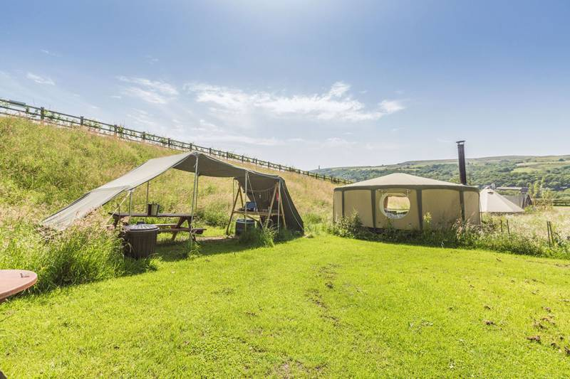 Yurt – Grant