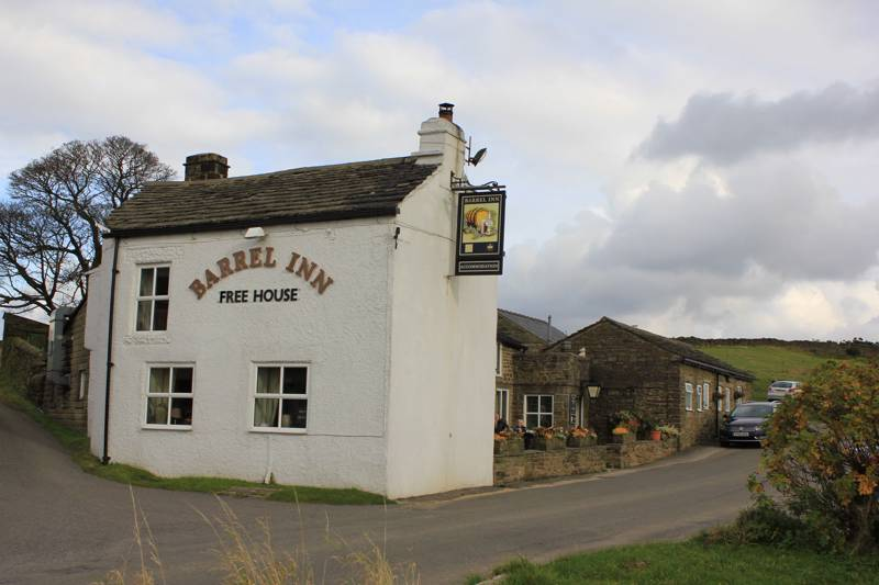 Barrel Inn Bretton, Near Eyam, Hope Valley, S32 5QD