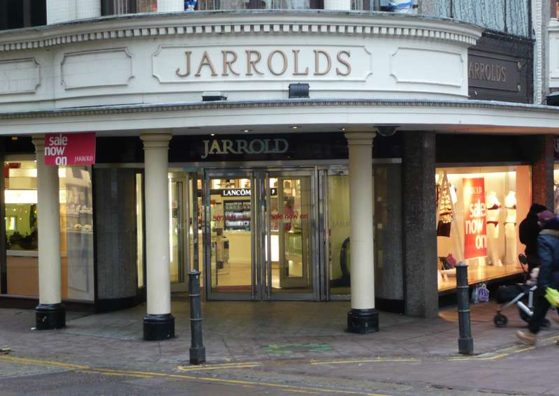 Jarrolds Department Store
