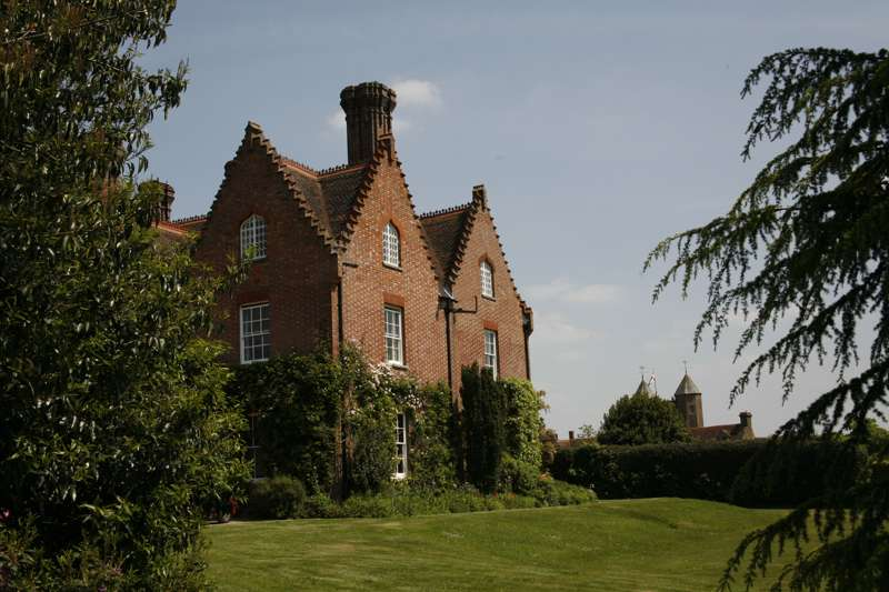 Sissinghurst Castle Farmhouse Sissinghurst near Cranbrook Kent TN17 2AB
