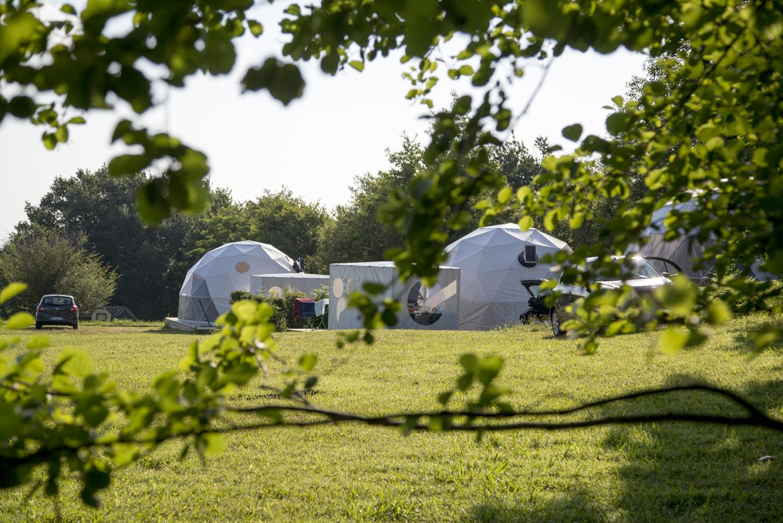Glisten Camping - Col d'Ibardin
