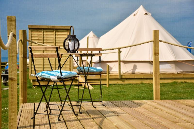 Luxury Glamping-Clovelly
