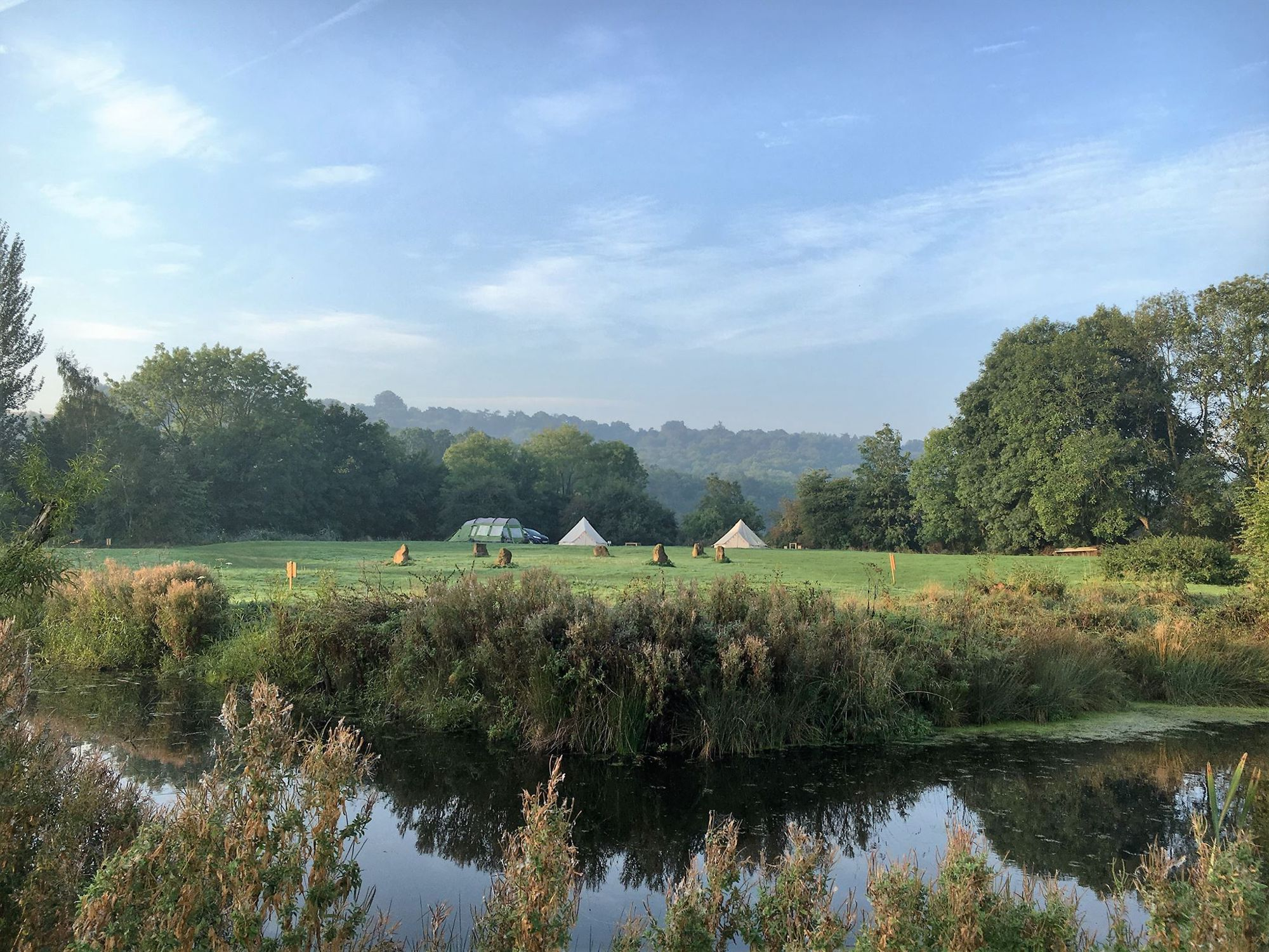 Campsites in Warwickshire – Glampingly
