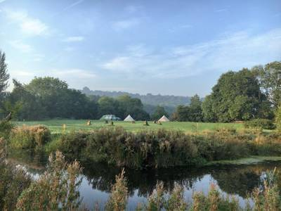 Cotswolds Camping at Holycombe