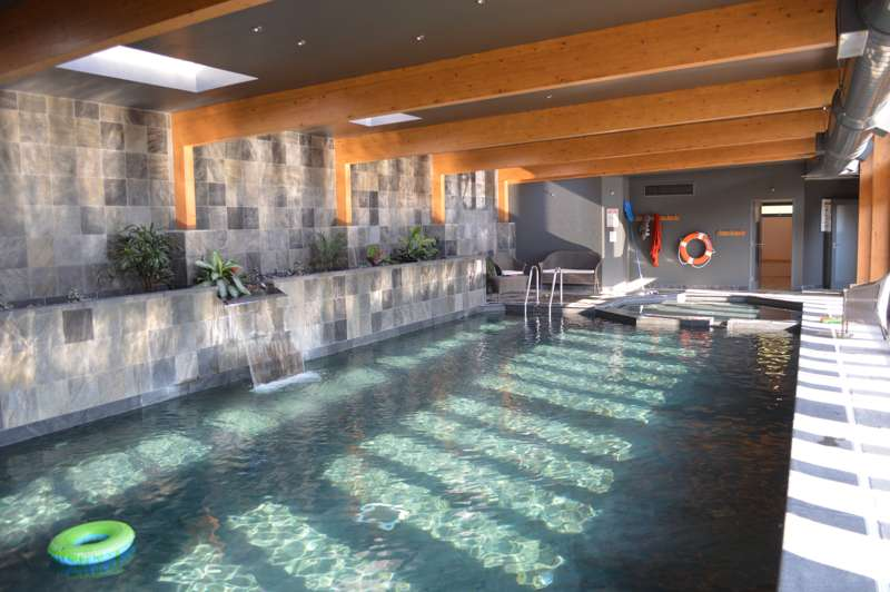 Cottages with swimming pools - best UK holiday cottages with pools - Cool Places to Stay in the UK