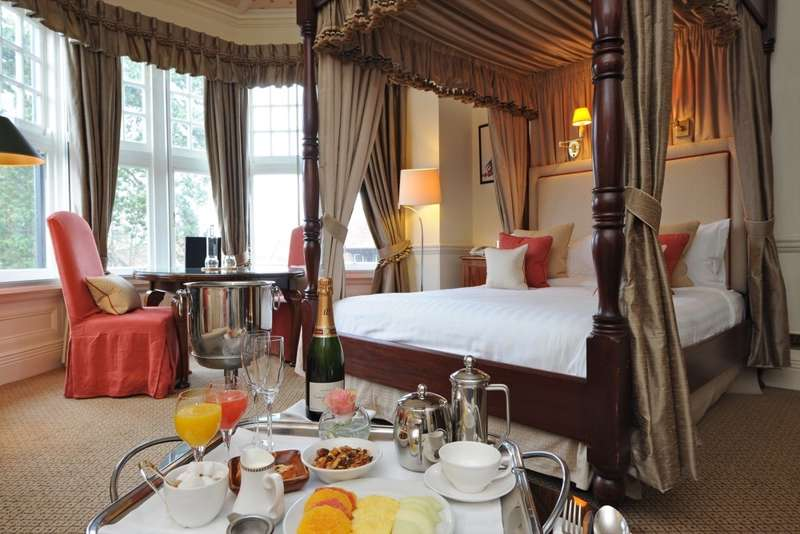 Great sleeps, great eats - UK hotels and pubs with great food - Cool Places to Stay in the UK