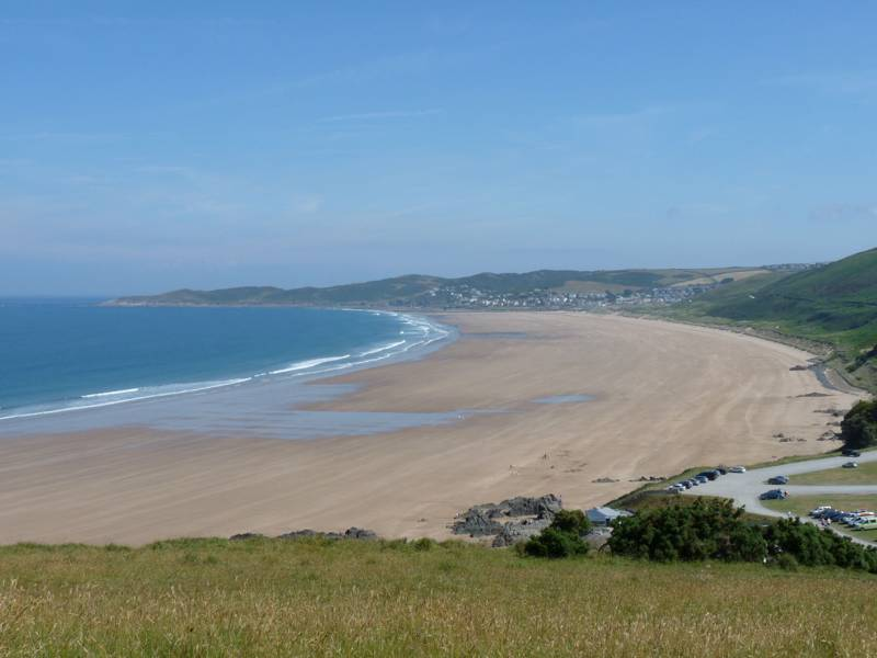 Woolacombe Camping   Best campsites in Woolacombe, Devon