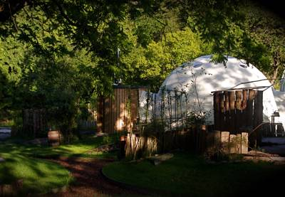 Dome Garden Mile End, Gloucestershire, GL16