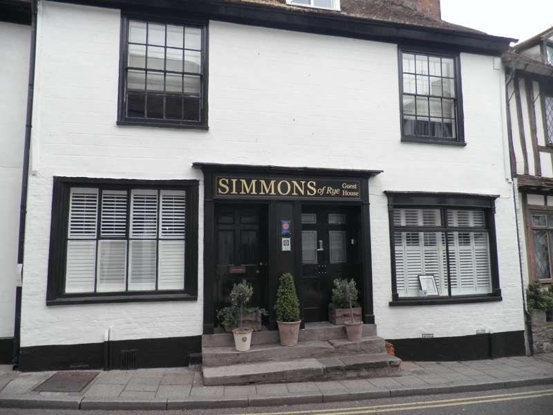 Simmons 68–69 The Mint Rye TN31 7EW
