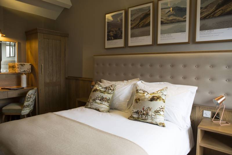 The Queen's Head Hotel Troutbeck Brow, Windermere, Cumbria LA23 1PW