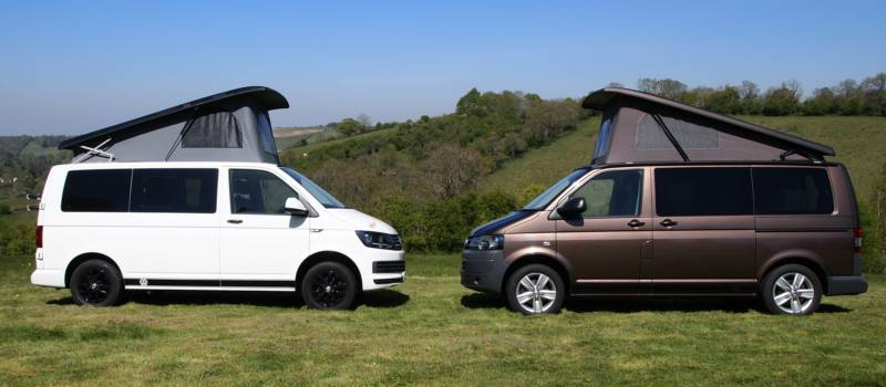 Daze-Away Campervan Hire Purley / South London