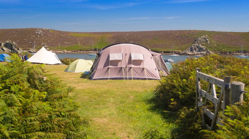 Camping for beginners: How to go camping for the first time