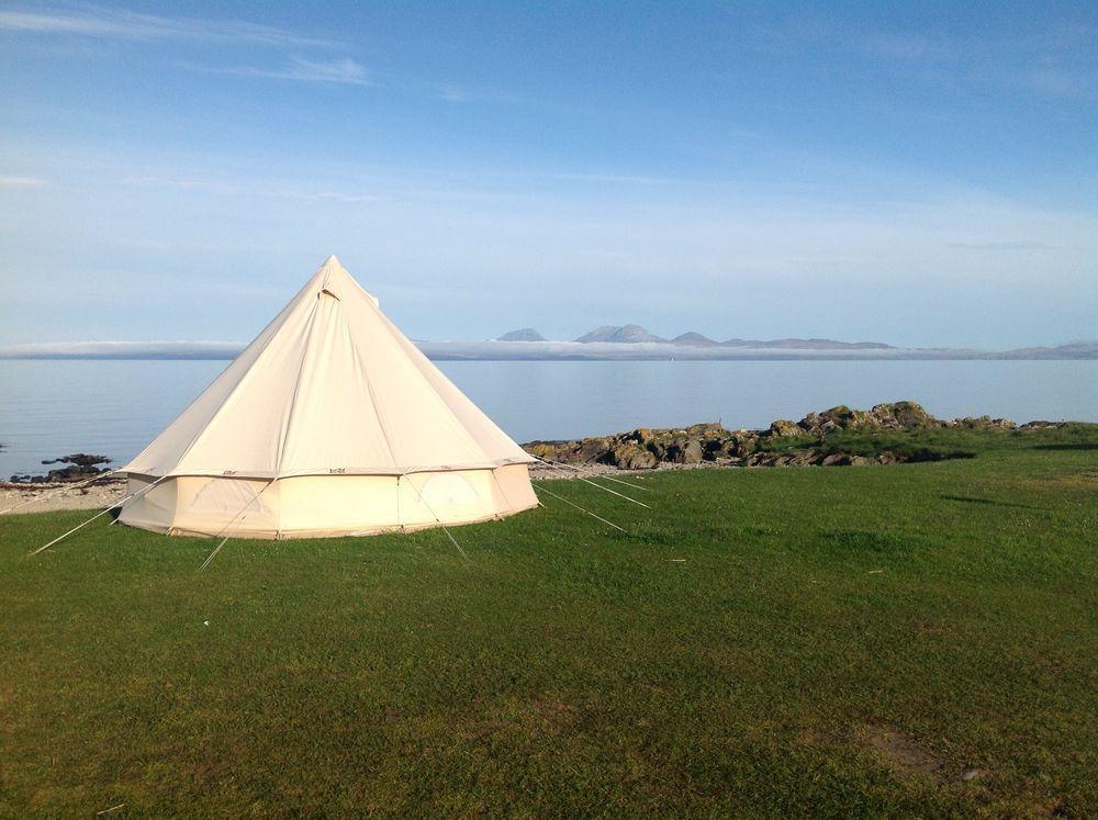Campsites in Western Scotland
