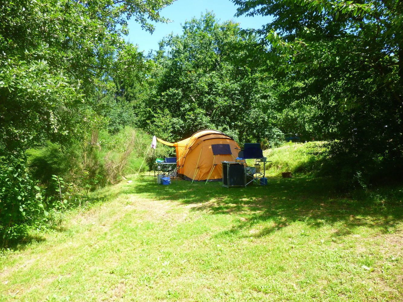 Campsites in Dordogne & Lot