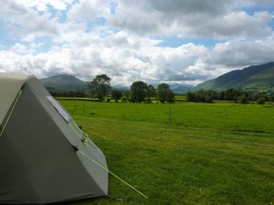 Grass Pitch - Main Camping Field