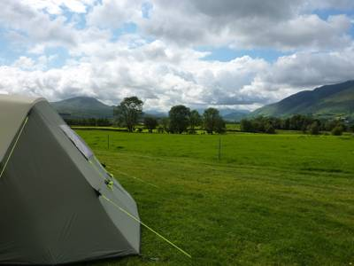 Perfectly peaceful Cumbrian working farm, surrounded by some of the best walks the Lakes have to offer...