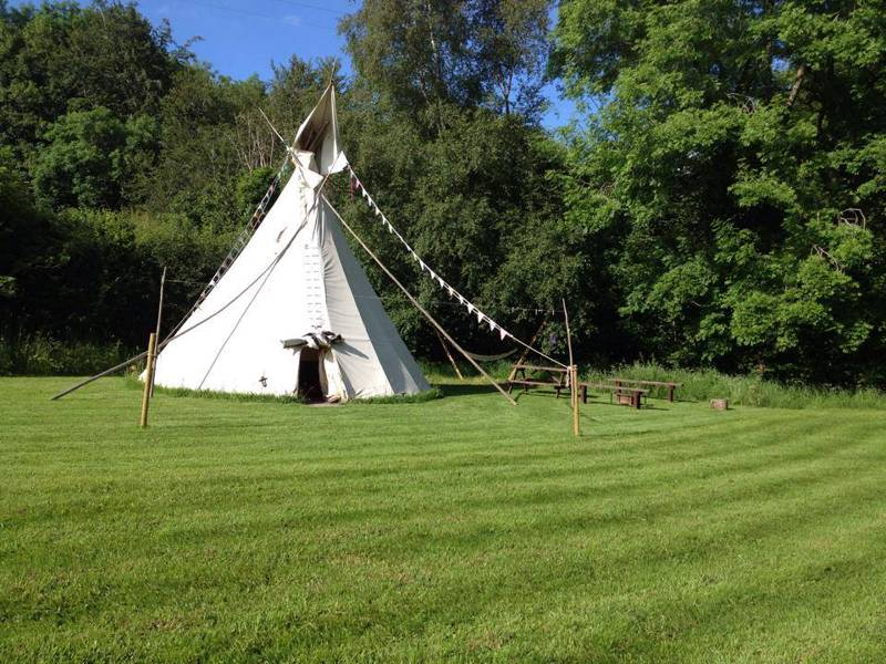 Camp Cynrig Glamping Village Cantref House, Cantref, Brecon, Powys LD3 8LR