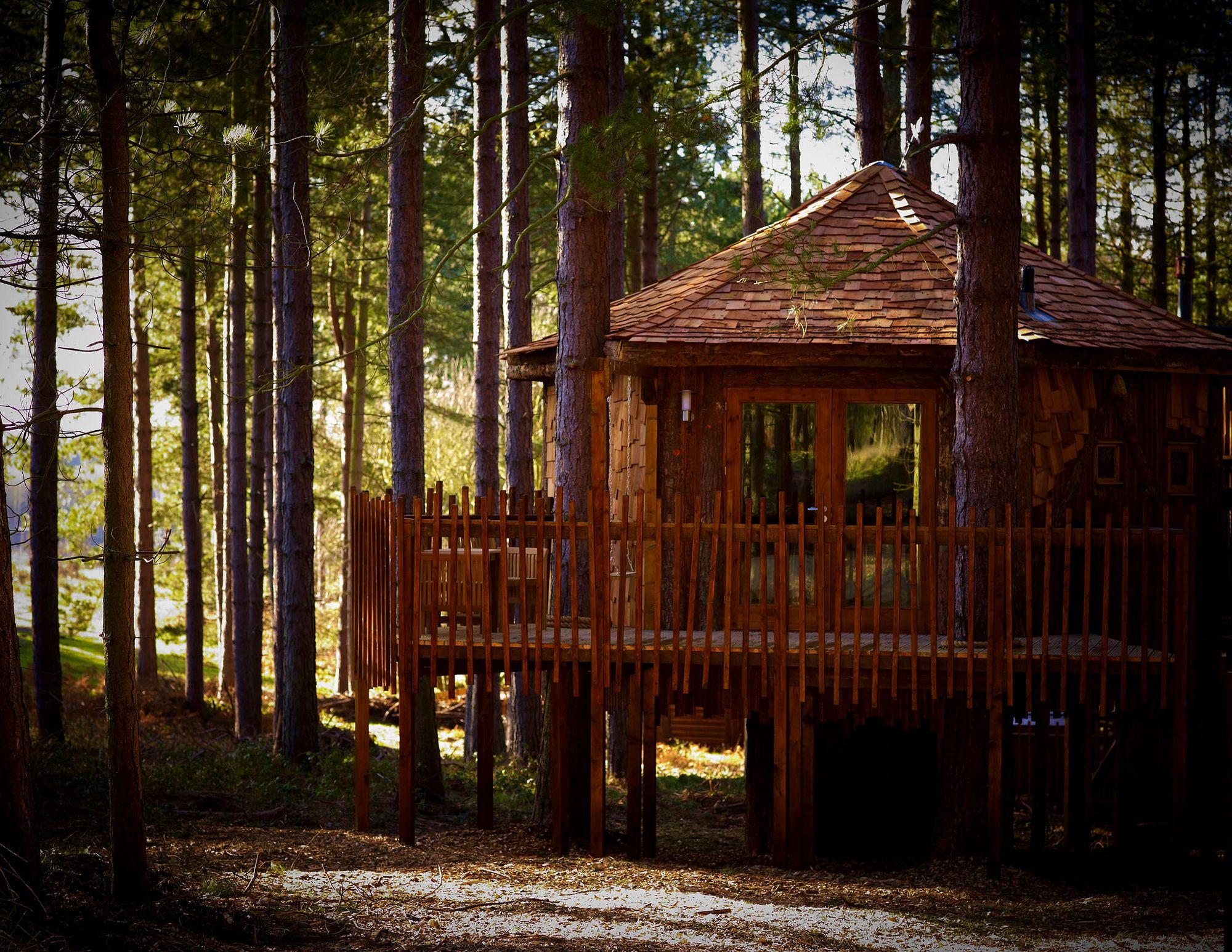 Forest Holidays Sherwood Forest