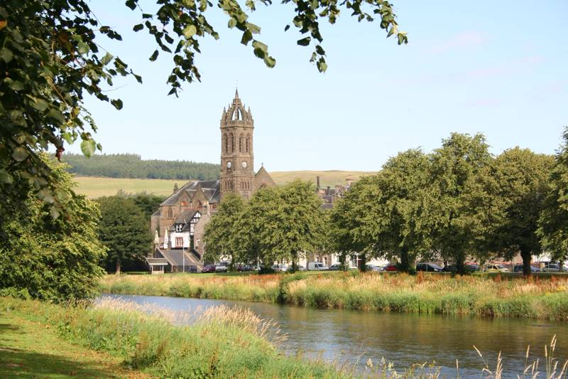 Hotels, Cottages, B&Bs & Glamping in the Scottish Borders - Cool Places to Stay in the UK