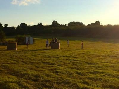 Little Halden Farm Summer Campsite Rolvenden, Cranbrook, Kent. TN17 4JL